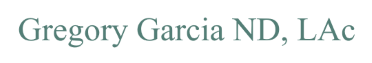 Dr. Greg Garcia Logo